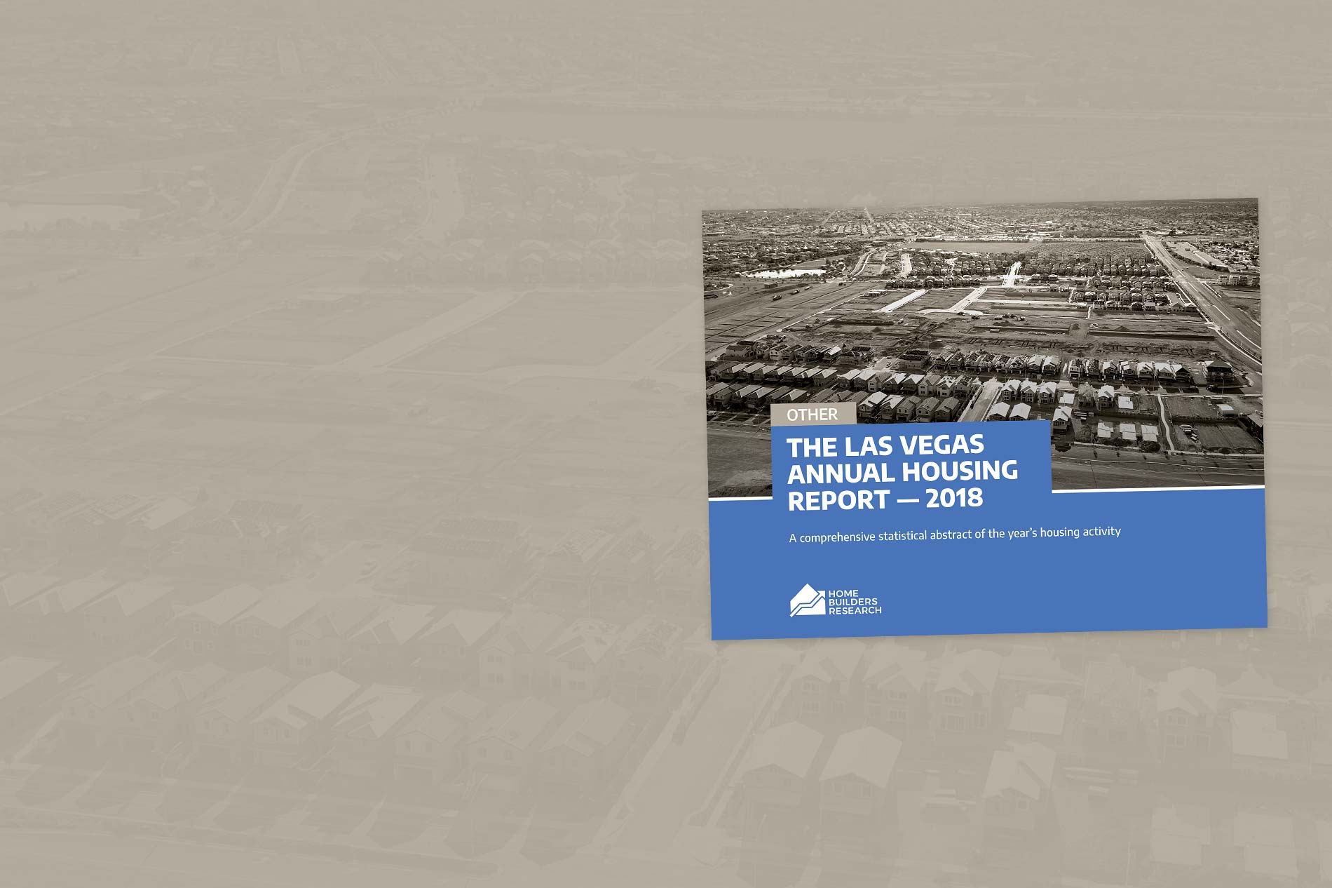2018 Las Vegas Annual Housing Report