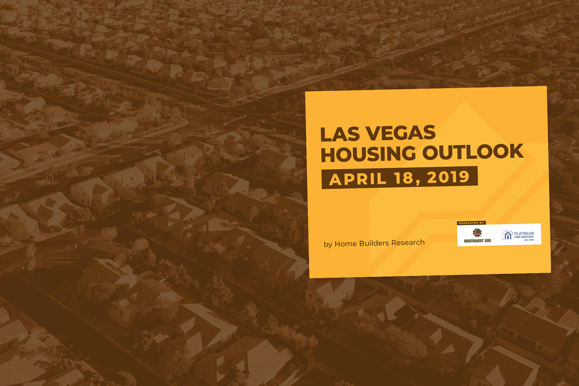 Housing Outlook 2019 Presentation Slides Now Available