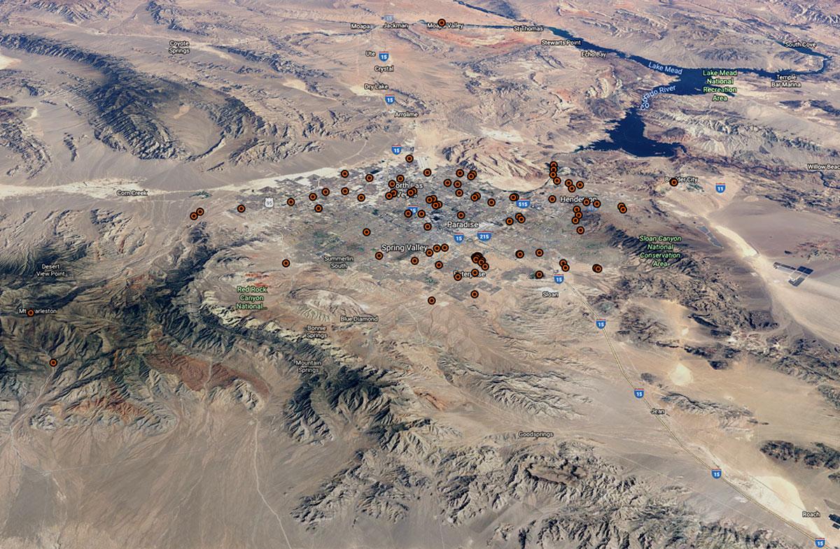 Interactive Land Report