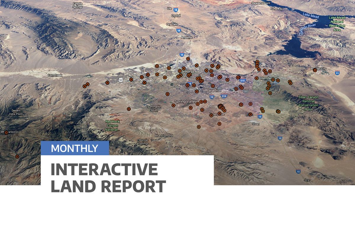 Interactive Land Report