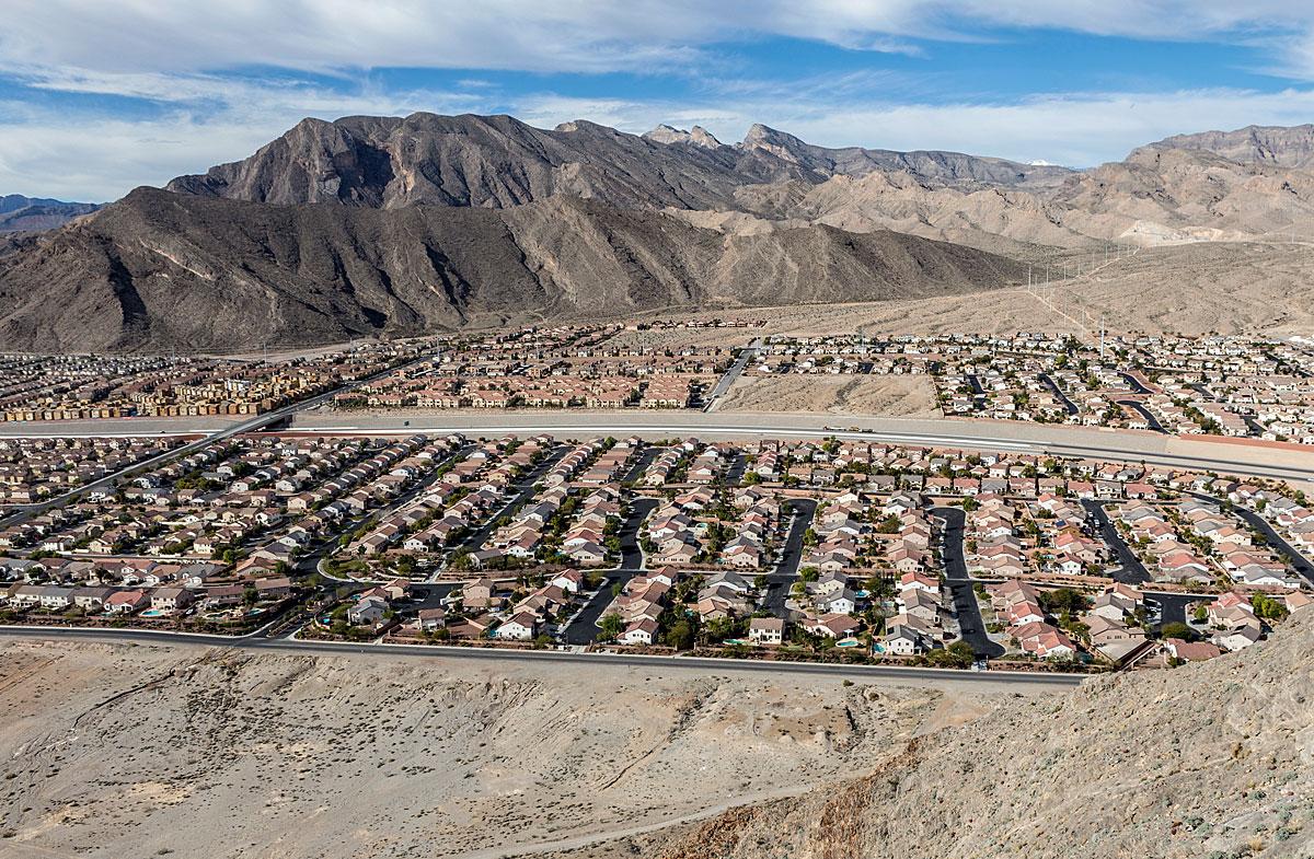 Las Vegas Land Report