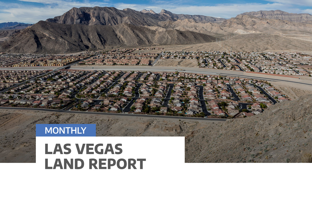 Las Vegas Land Report