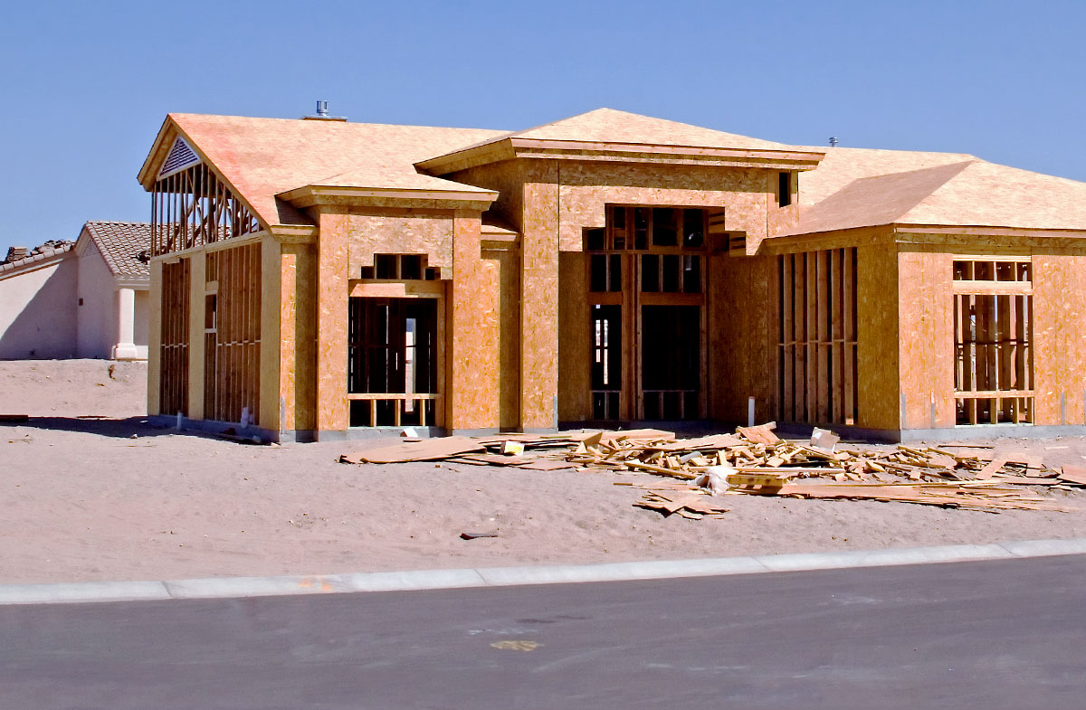 Southern Nevada Active Homebuilders List