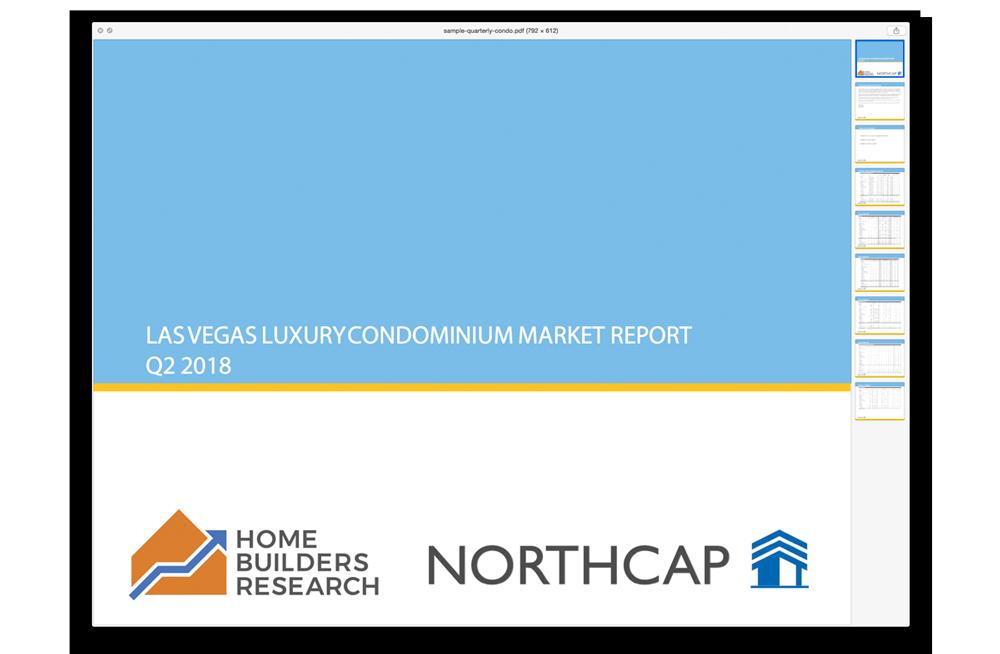 Las Vegas Luxury Condo Report